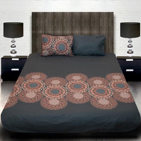 "Комплект от луксозно спално бельо ""Circles"""