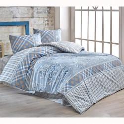 Луксозен спален комплект Ранфорс  Brielle Deniz макси спалня 240*260 см