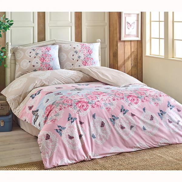 Луксозен спален комплект Ранфорс  Brielle Ahsen макси спалня 240*260 см