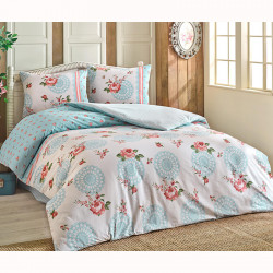 Луксозен спален комплект Ранфорс  Brielle Mujde макси спалня 240*260 см