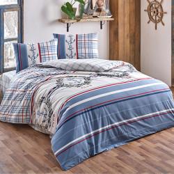 Луксозен спален комплект Ранфорс  Brielle Mujdi макси спалня 240*260 см