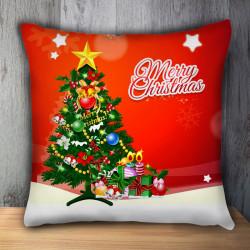 Пухкава декоративна възглавница CHRISTMAS