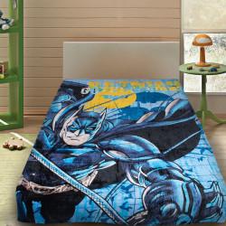 3D Одеяло за детско легло от мик бръш ''Батман''