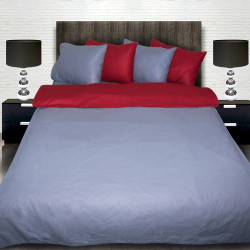 Комплект от луксозно двулицево спално бельо Grayse