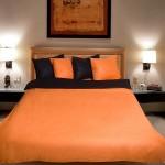 Комплект от двулицево луксозно спално бельо