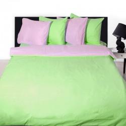 Комплект от двулицево луксозно спално бельо Гери