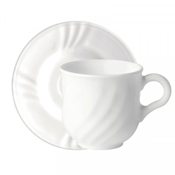 Сервиз чаши за кафе 100 мл Ebro