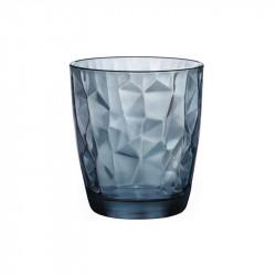 Комплект 6 бр. Чаши за уиски - Bormioli Rocco Diamond Ocean - 390мл.