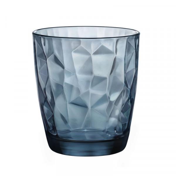 Комплект 6 бр. Чаши за аператив - Bormioli Rocco Diamond Ocean - 305мл.