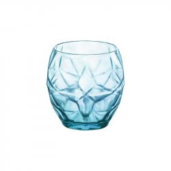Комплект чаши за уиски - Bormioli Rocco Oriente Син - 402мл.