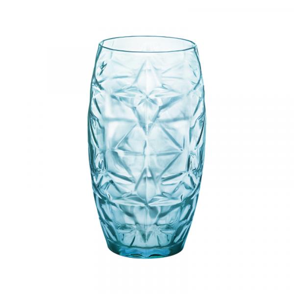 Чаша за безалкохолно - Bormioli Rocco Oriente син - 470мл.