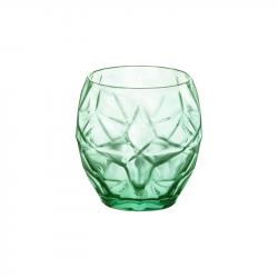 Комплект чаши за уиски - Bormioli Rocco Oriente Зелен - 402мл.