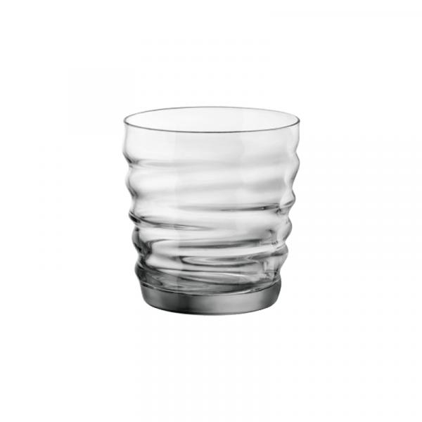 Комплект чаши за уиски - Bormioli Rocco Riflessi - 300мл.