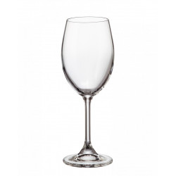 Комплект 6 броя кристални чаши за вино 250 мл Sterna