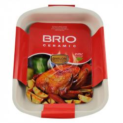 Brio правоъгълна тава 35х25х7