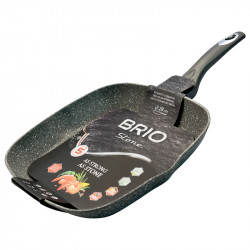 Грил тиган  Brio Stone 28x28