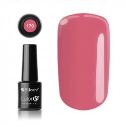 Uv хибриден гел лак за нокти Color It 170